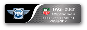 TAG Heuer FIM approved