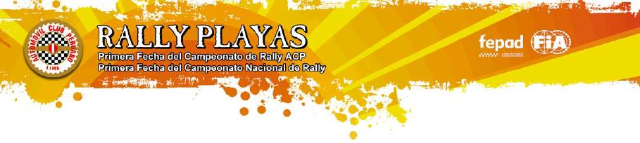 Rally Playas 2011